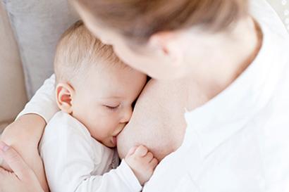 Relactación, reiniciar la lactancia